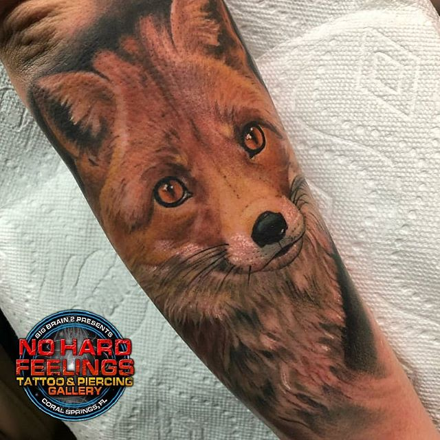 Tattoo done by @gabenhf  here @nohardfeelingstattoo . Call or come by to talk tattoos, piercings, and make an appointment!!! Walk-ins are always welcome, depending on our artists' availability; it's first come - first serve, so get here quick!!! . . . . . #tattoo #tattoos #tattooing #tattooartist #southflorida #soflo #coralsprings #coralspringsflorida#coralspringsfl #southfloridatattoo#guyswithtattoos #guyswithink #guyswithpiercings #girlswithtattoos#girlswithink #girlswithpiercings #art #artists #blackandgreytattoo #colortattoo#blackandgreytattoos #colortattoos#blackandgrey #color #worldfamous #famous #worldfamoustattoo #famoustattoo