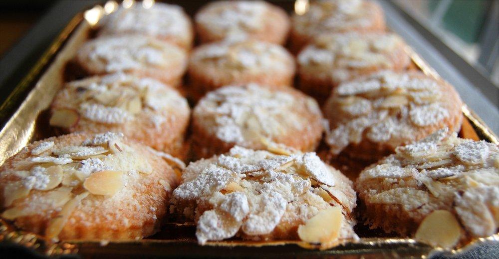 Almond Frollini