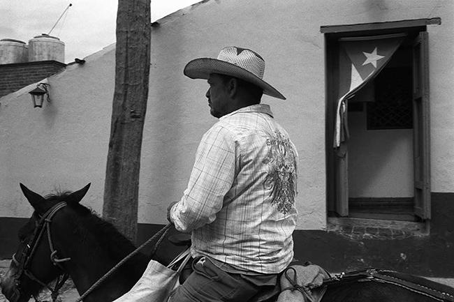 Cowboy, Trinidad Cuba