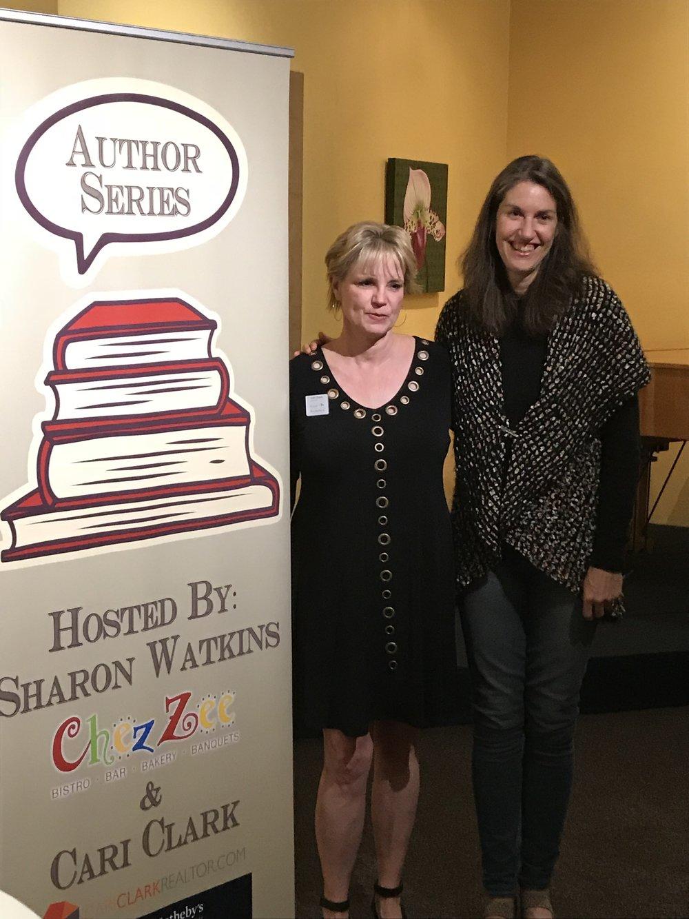 Chez Zee Author Series
