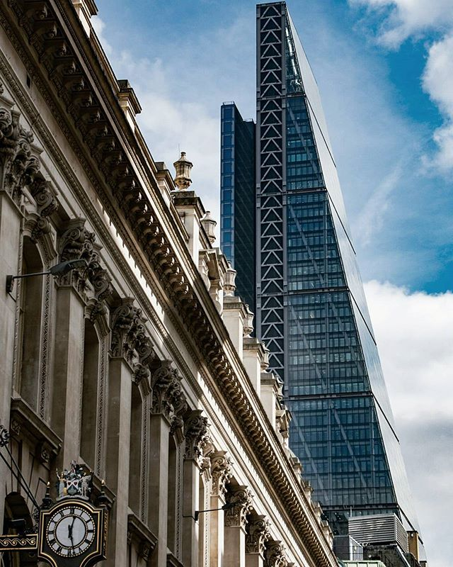 London. Rediscovering my hometown.  #London #cityoflondon #cheesegrater #thecheesegrater #architecture #architecturephotography #travel #travelphotography #oldandnew