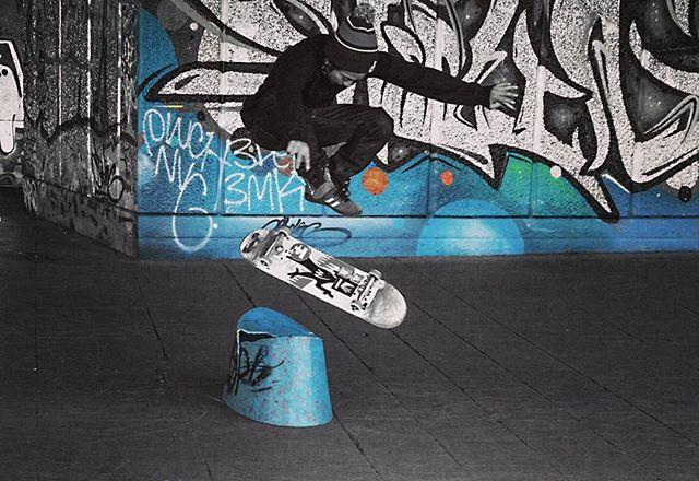 Skater, South Bank, London.  #streetart #skateboarding #skater  #skatestyle #skateboard #southbankskatepark