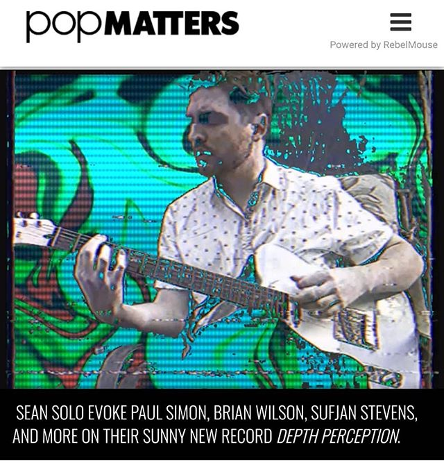 Absolutely thrilled to have my new album premiere with PopMatters! Check out the sweet write-up and stream the album a week before its world release!  Link in bio