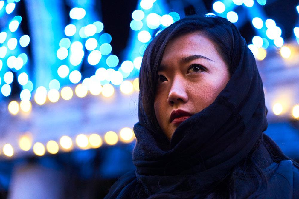 Model @yujiexue