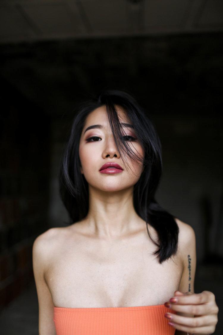 Model @kathyamx
