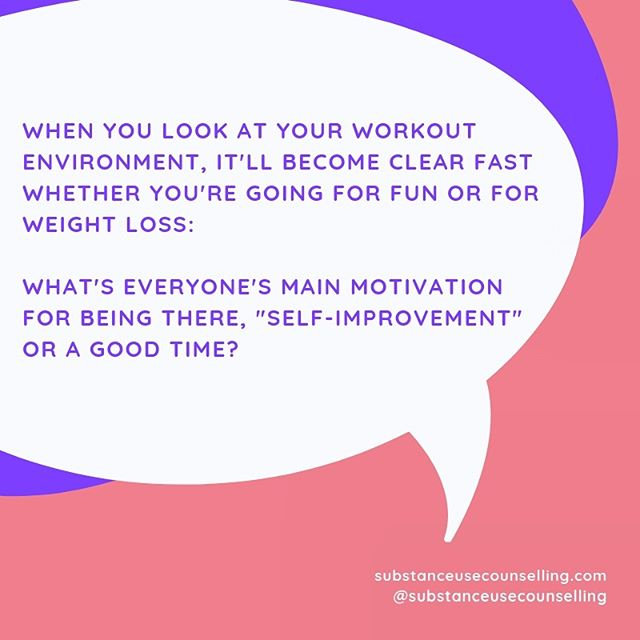 "Next time you're wondering whether the way you're working out is safe, consider your environment: Are you making community connections beyond the latest celebrity meal plan, with people whose main motivation for being there goes beyond improving their looks? Or are you joining a crowd that is obsessed with their body image and the ""results"" they get from their workouts? Are you learning a skill, enjoying the fresh air and sunshine or ""compensating"" for a meal you ate by going through motions that might cause repetitive strain injuries?"