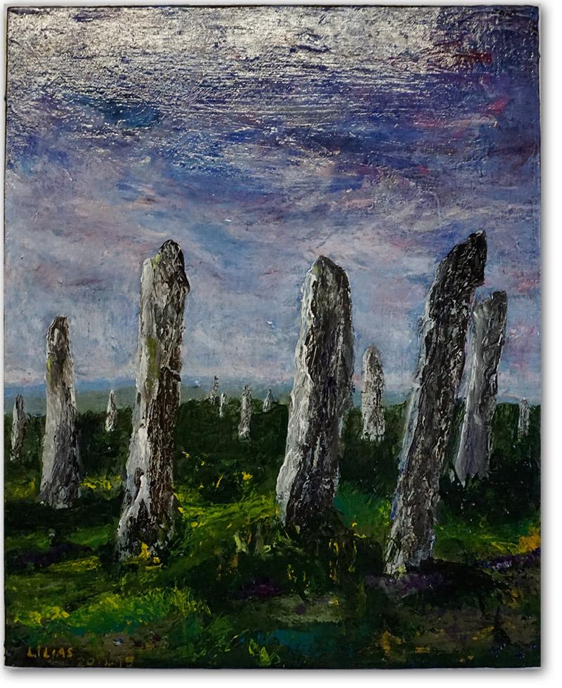 Calanish, Scotland