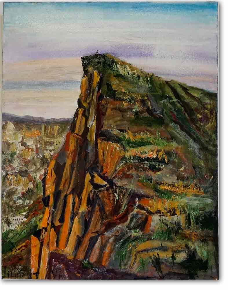 Salsbury Crags