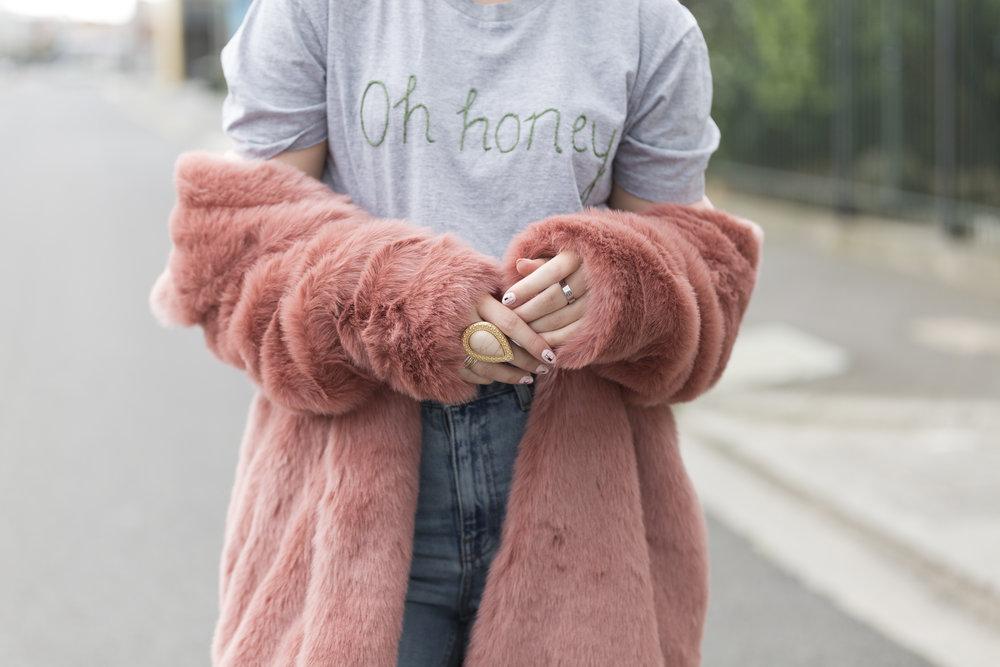 FS Fur coat