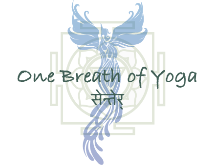 One Breath of Yoga