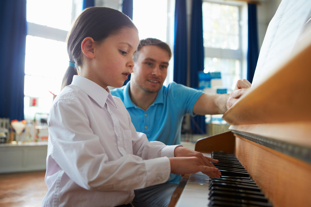 In Home Music Lessons in Annandale -