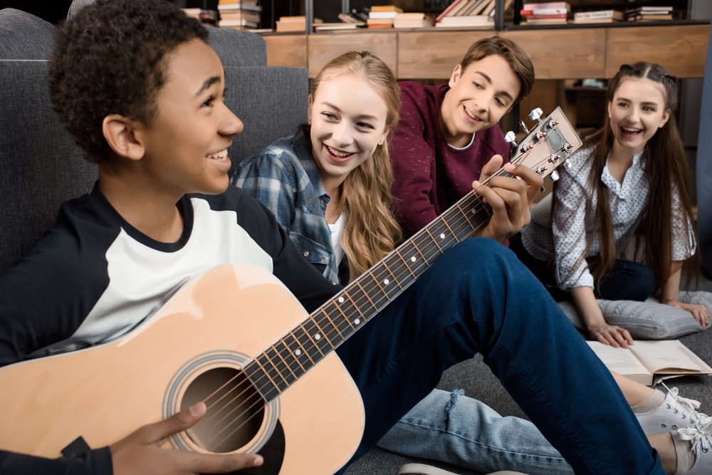 In Home Music Lessons in Fairfax -