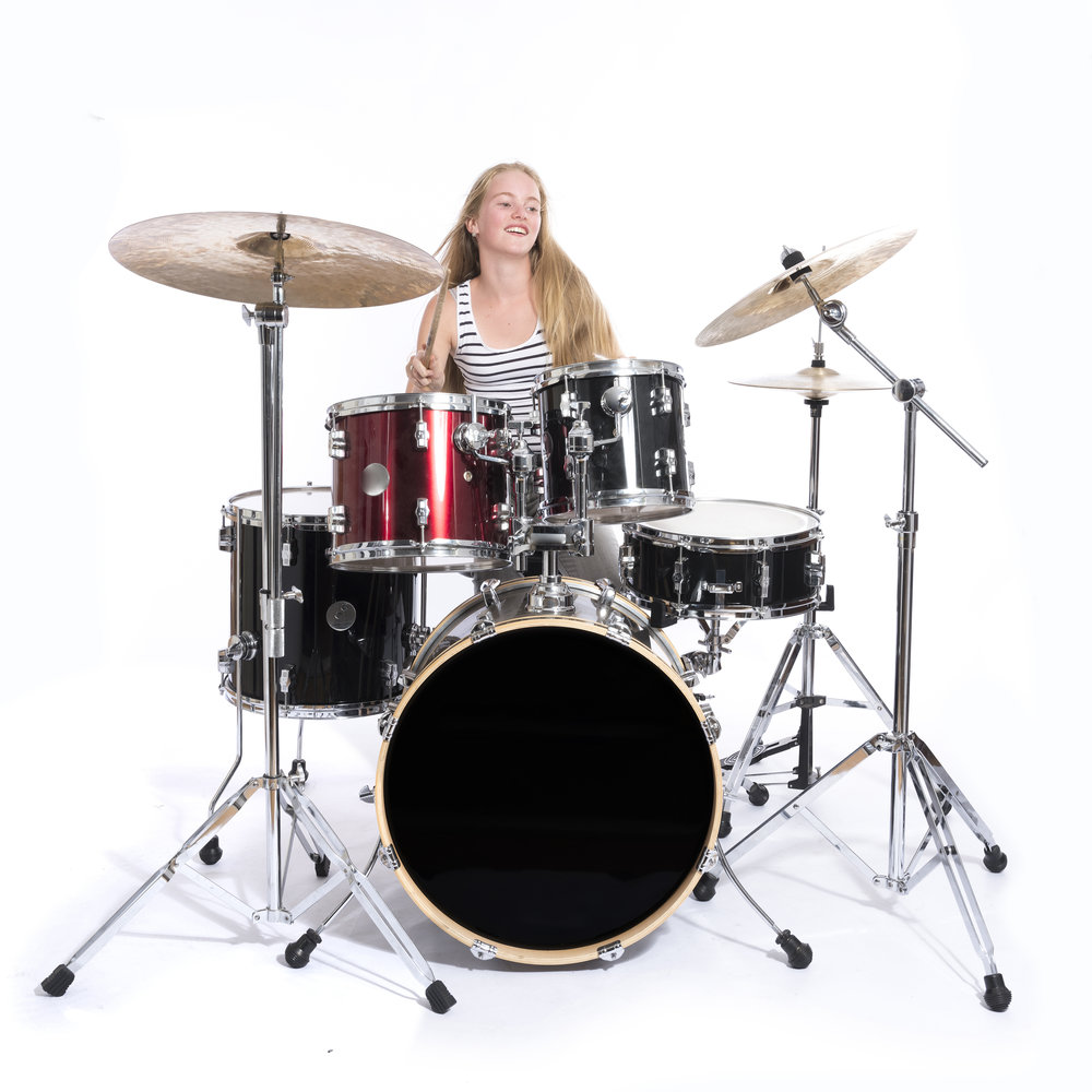 Engaging Drum Lessons - We have some of the best drum teachers in the DC Metro Area! Their teaching (and gigging background) is extensive, so their the real deal!But what REALLY makes them stand out, is that make learning fun and engaging, and they meet students at their level (plus, they do the driving so you don't have to).Click the button below to have one of our teachers come to your home for a free trial drums lesson!
