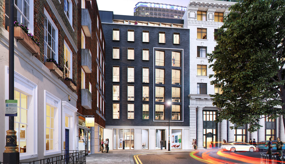 Soho Square - View Project