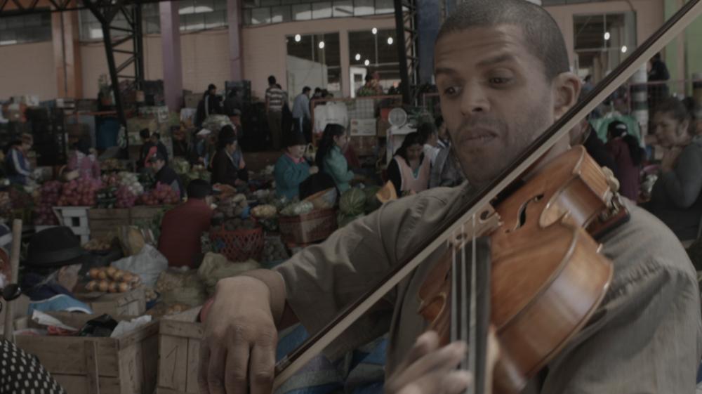 Concierto In Situ en el Mercado de San Roque Quito, Ecuador - 2017