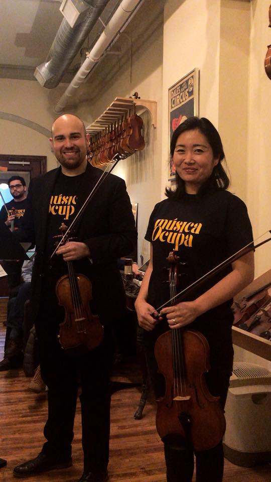 Antonio Cevallos & Clara Takarabe