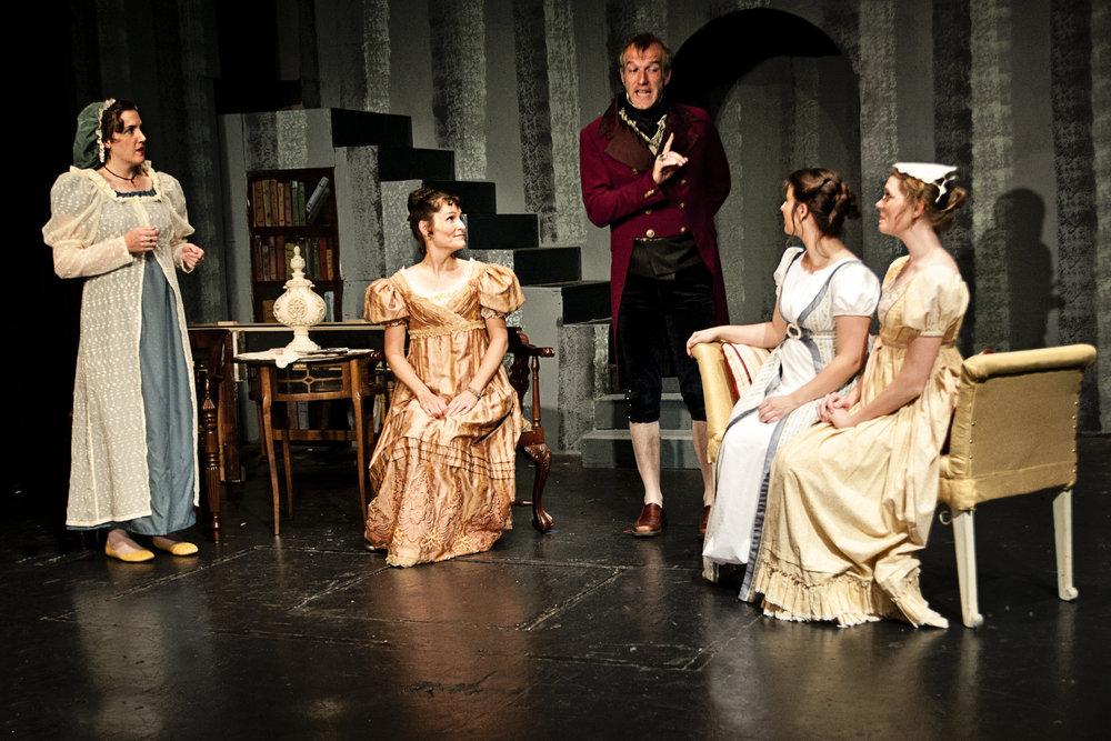 Zion Theatre Company, 2012.