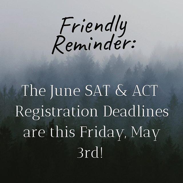 Don't forget to register!