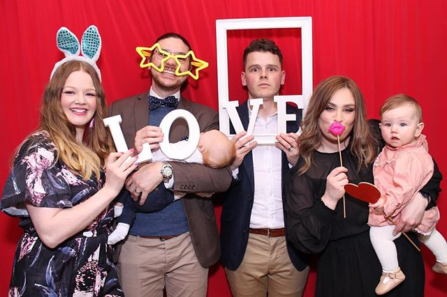 We'd LOVE to run a photo booth for your next event! Contact us for availability and more info!