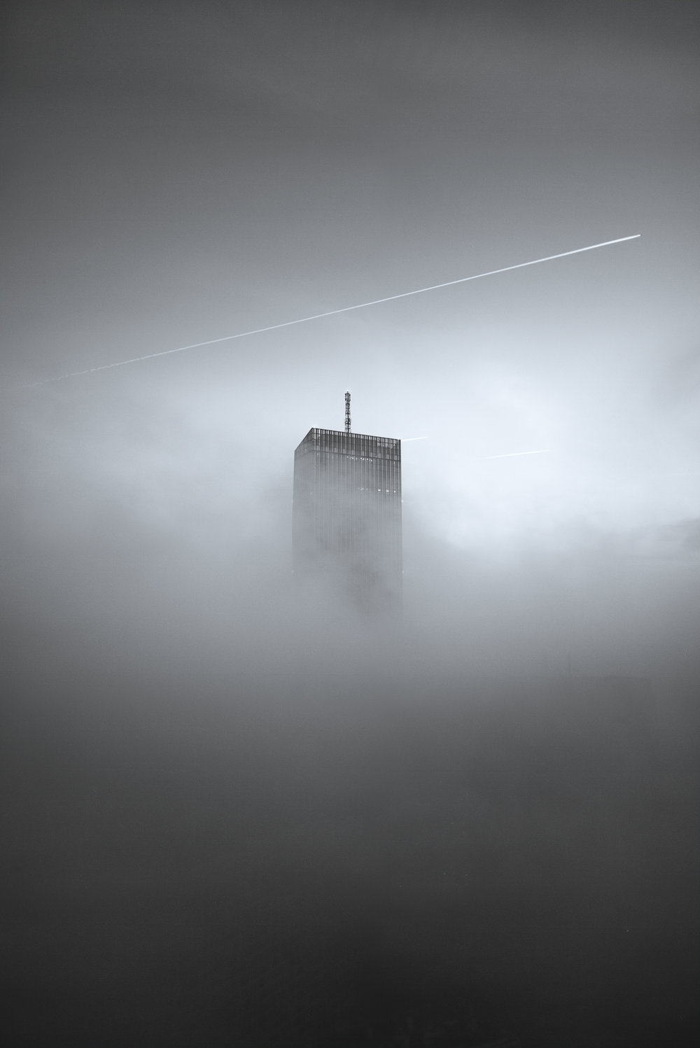 - Just imagine the best moments appearing right in front of your eyes (this amazing fog in Vienna) and you not having your camera with you.