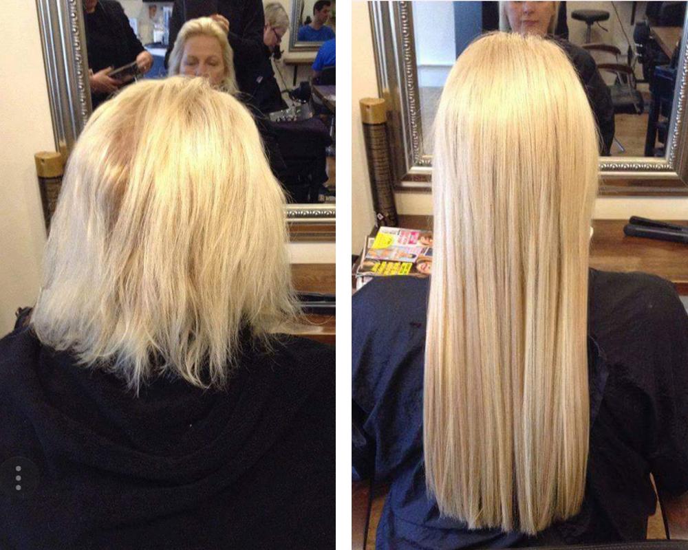 Extensions At Barnets Hair Castle Road Bedford Barnets Hair Salon