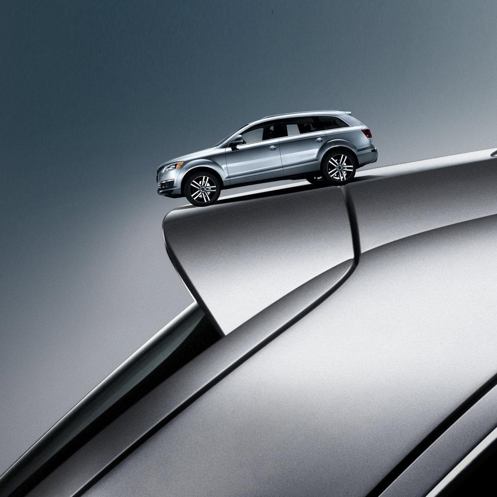 Audi—Audacity Is