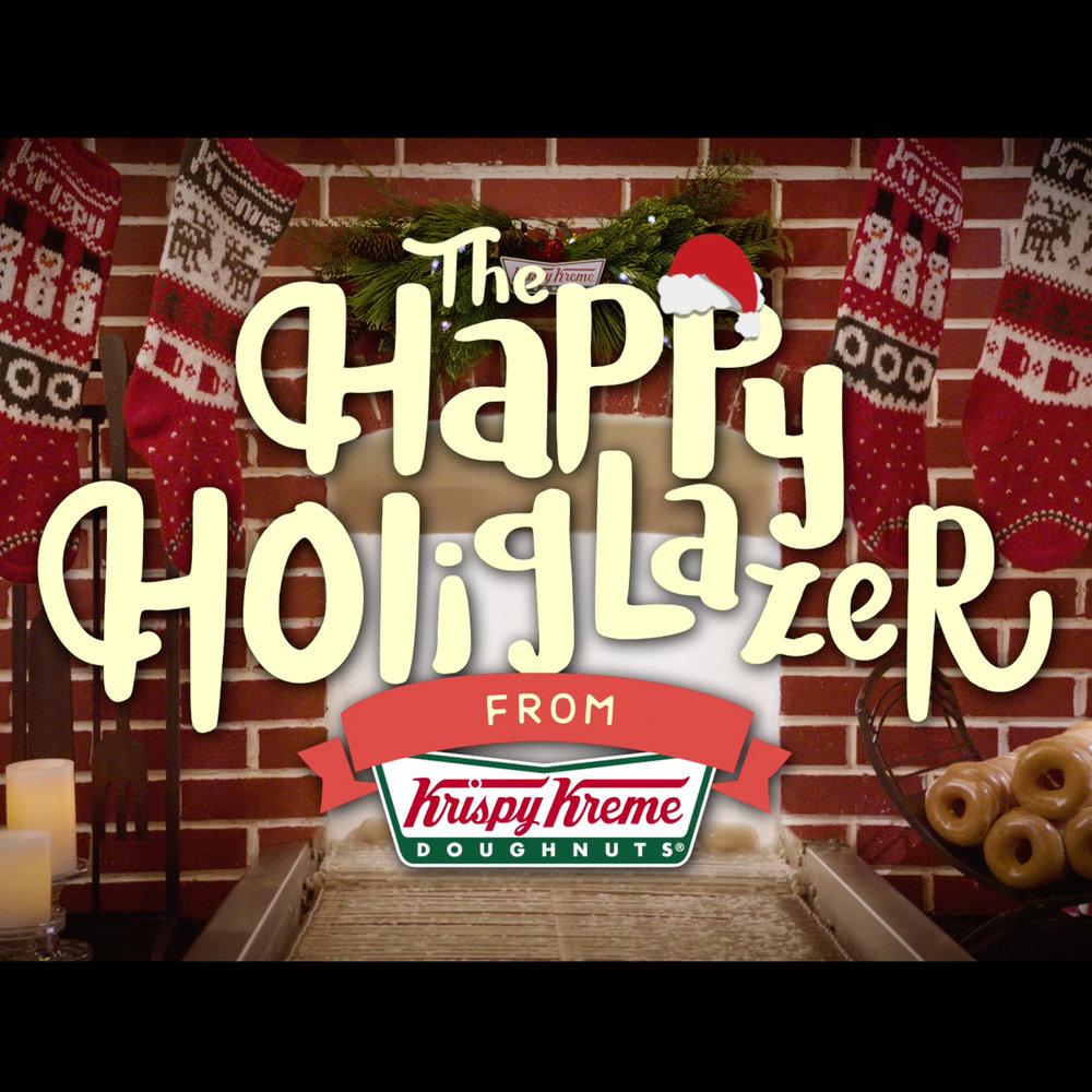Krispy Kreme—Holiglazer