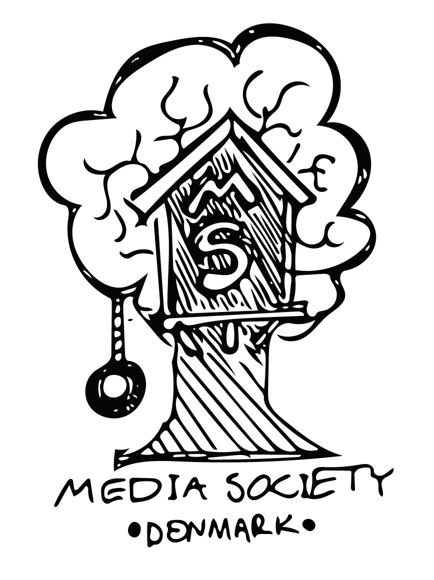 Treehouse Logo Sketch for Media Society Denmark