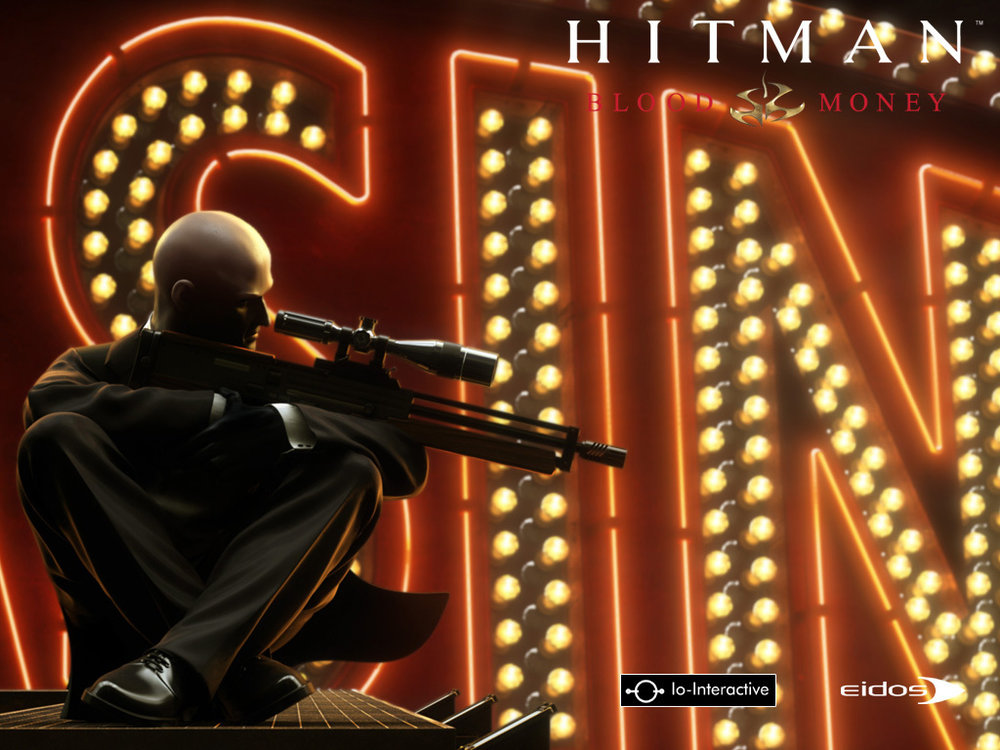 Hitman: Blood Money PS2, Xbox, Pc. IO Interactive 2006.