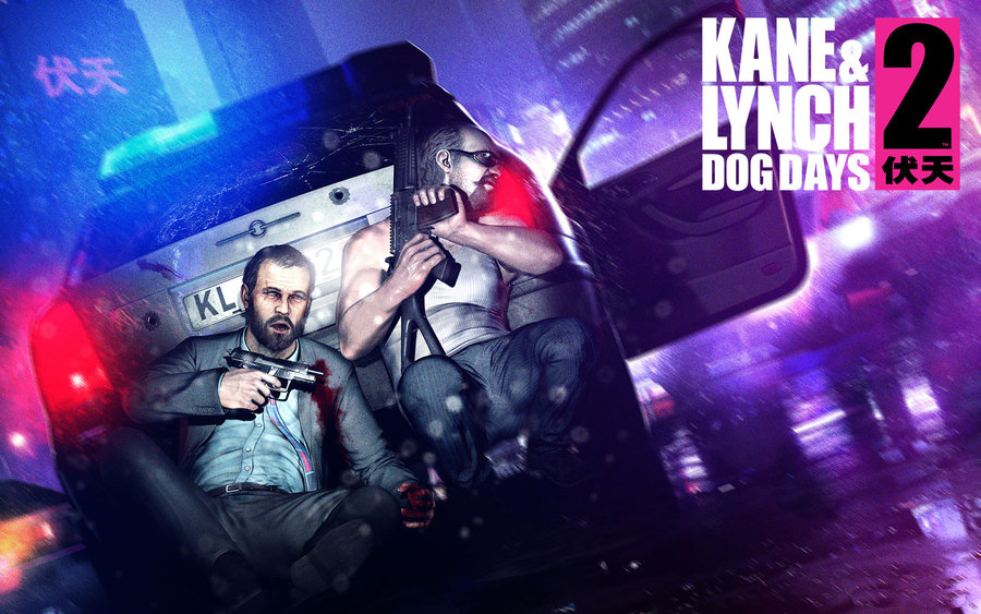 Kane & Lynch 2: Dog Day s Xbox 360, Ps3, Pc. IO Interactive 2010.