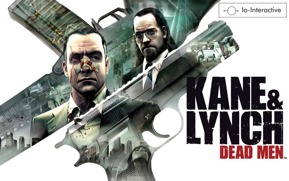 Kane & Lynch: Dead Men Xbox 360, PS3, Pc IO Interactive 2007