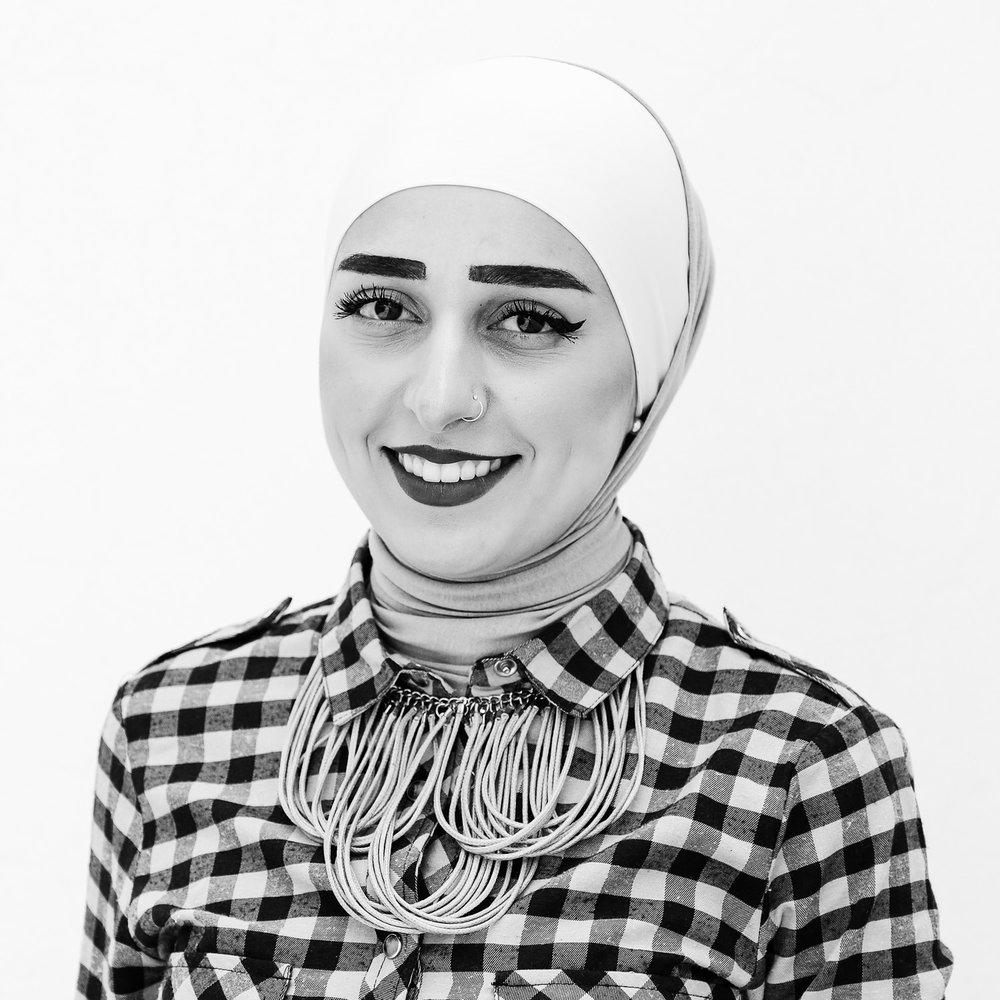 Dua'a Khasawneh   Project Coordinator