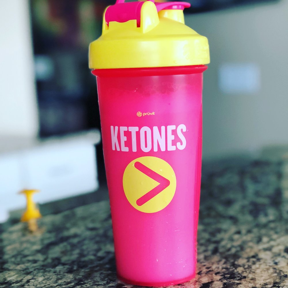 Pure Therapeutic Ketones