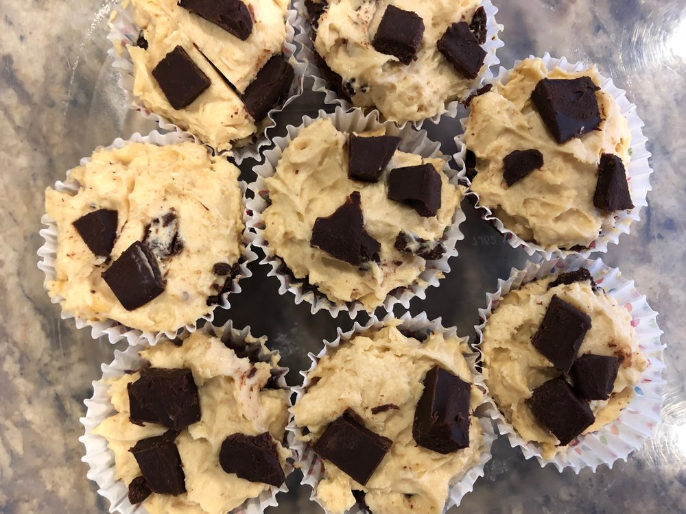 peanut butter cup keto low carb dessert recipe