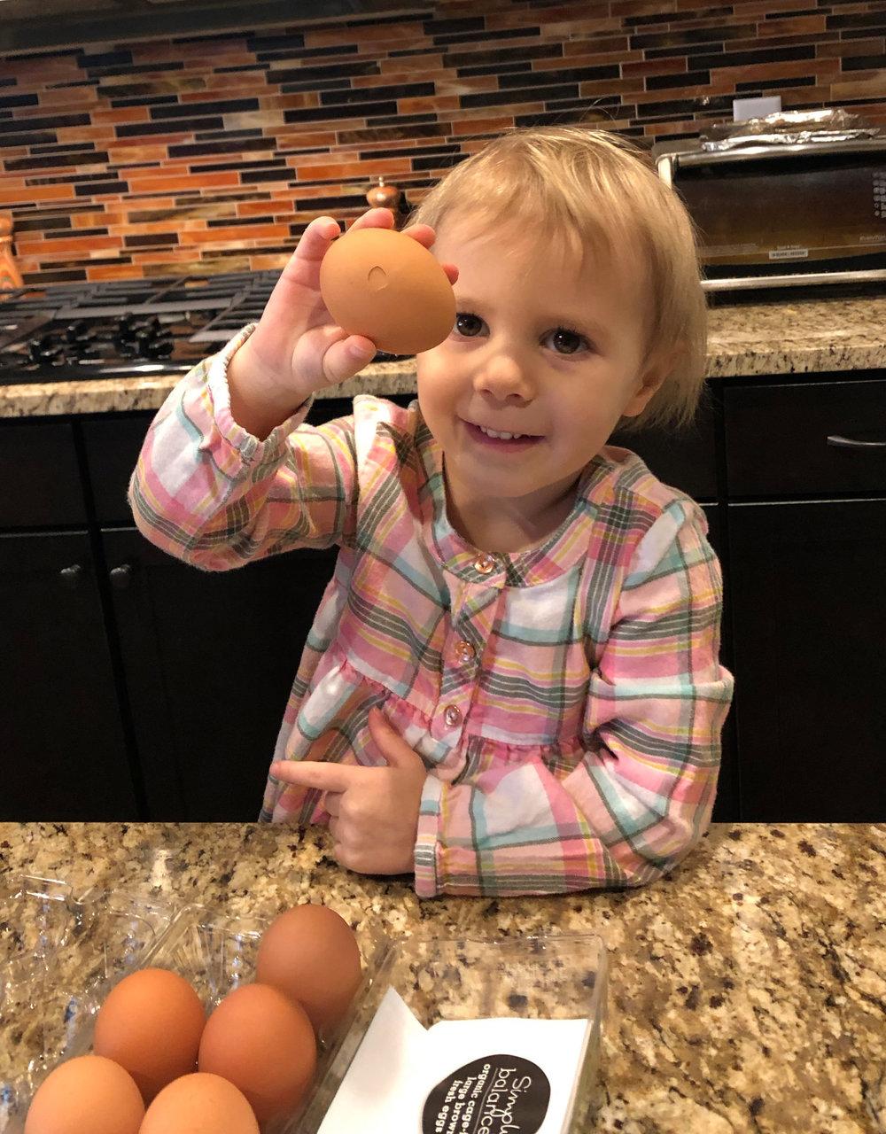 keto air fryer egg recipe