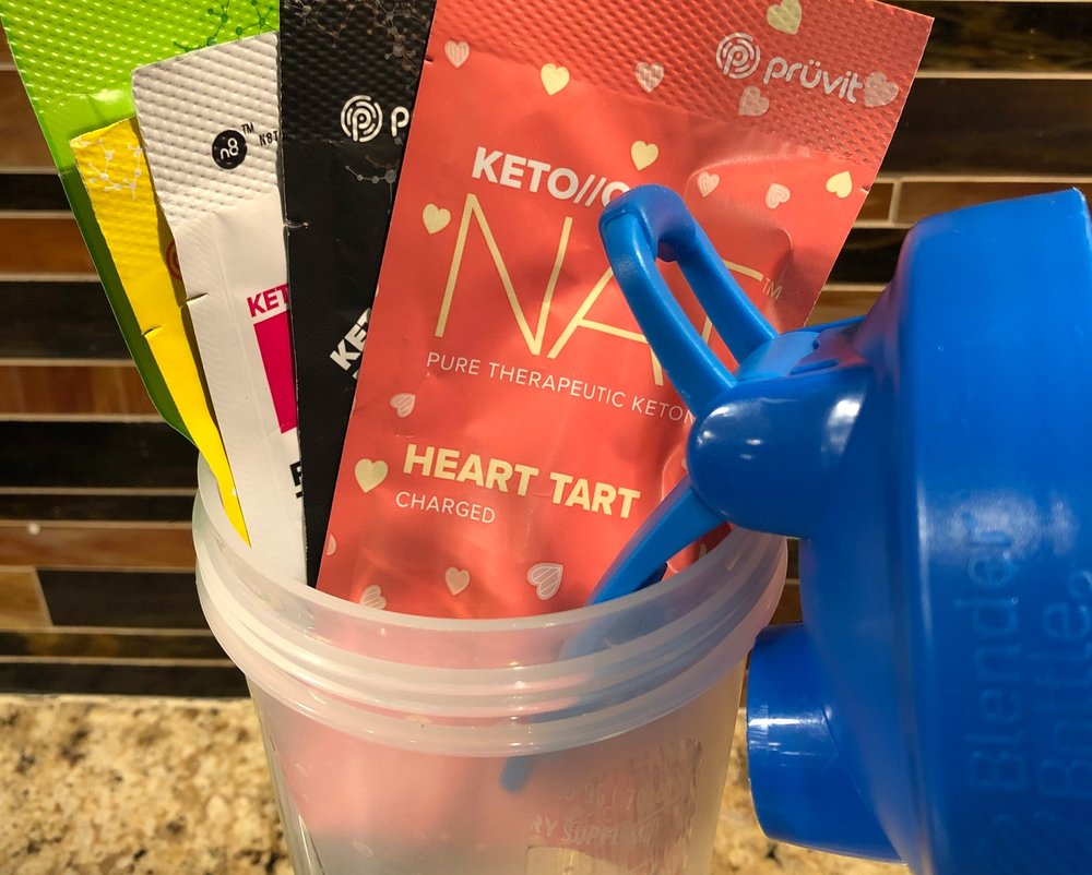 Click Here to Order a 5 Day Blender Bottle Pack $50