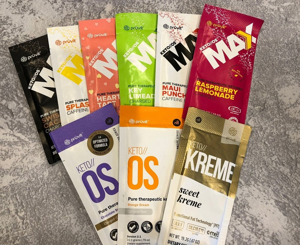 Click Here to Order an 8 Day Flavor pack $59