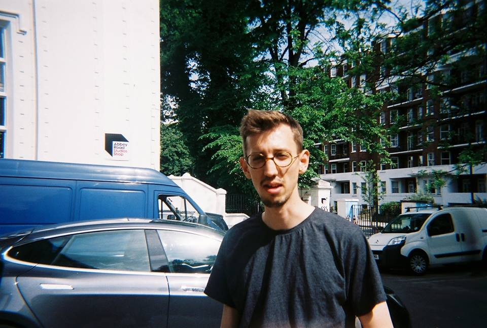 Session Producer Tim Wetter