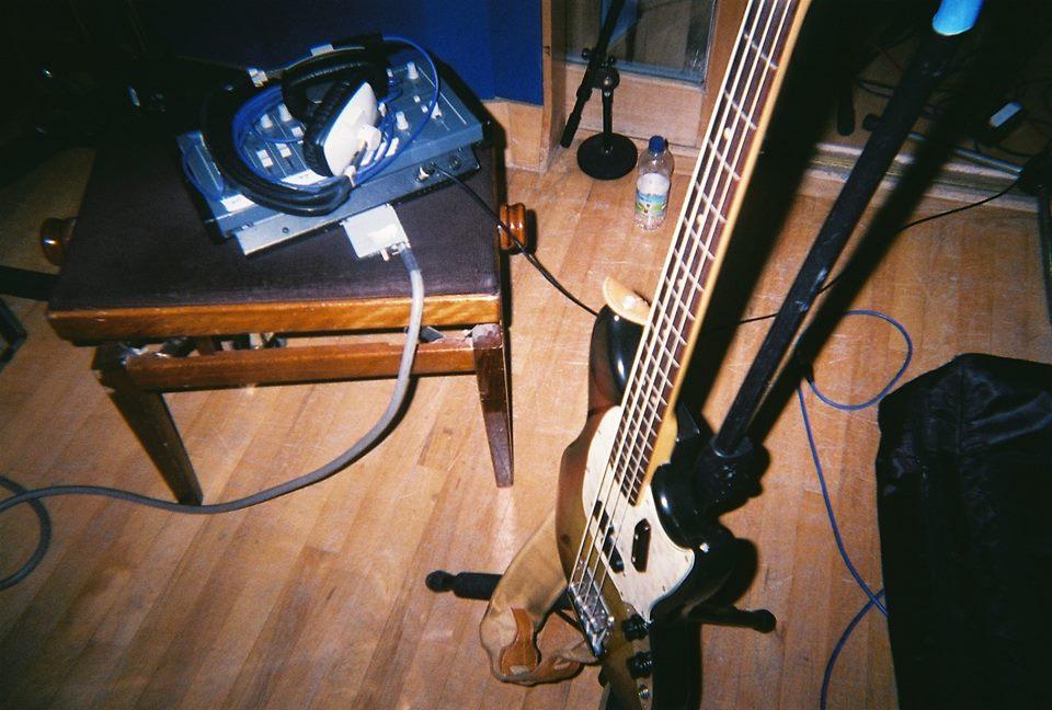 Pino's Fender Mustang Bass (1972)