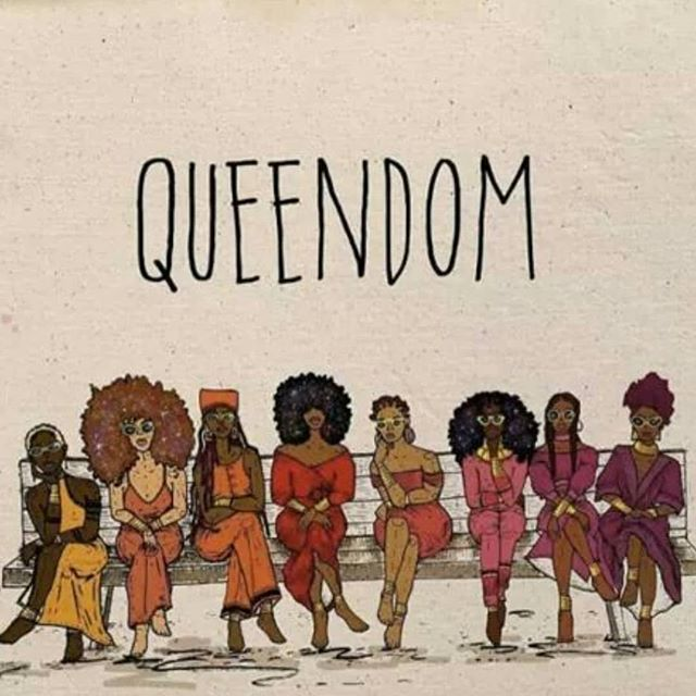 A queendom is a safe place where women can come together,  build together,  and get the necessary information and tools to grow into the best version of themselves.  You are cordially invited to join Xoxo, Sharena 's Queendom on Facebook.... click the link in bio and join today
