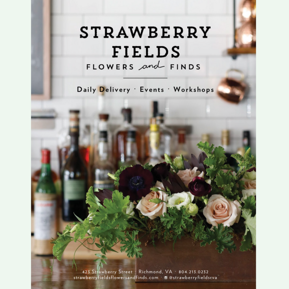 Strawberry Fields Flowers and Finds