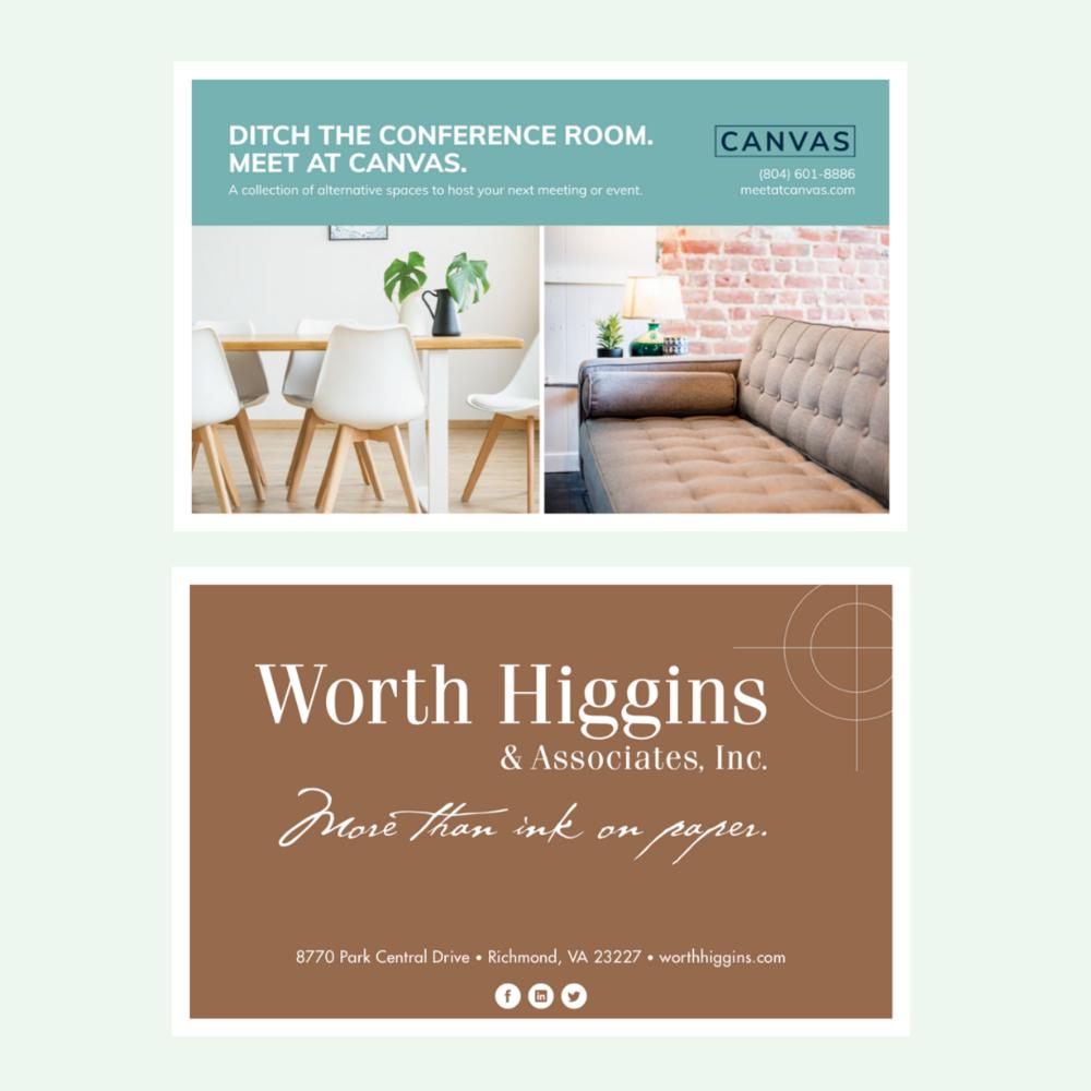 CANVAS / Worth Higgins & Associates, INC