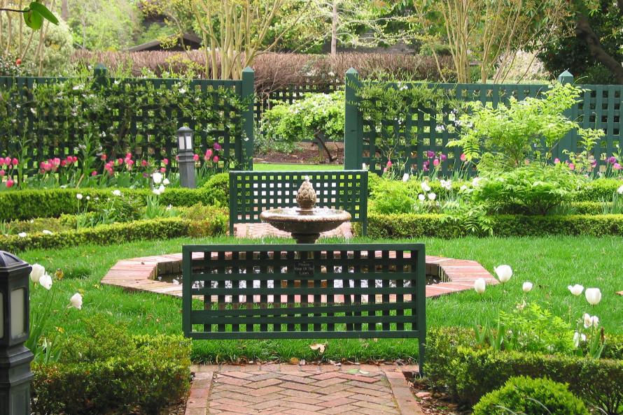 The Gamble Garden in Palo Alto