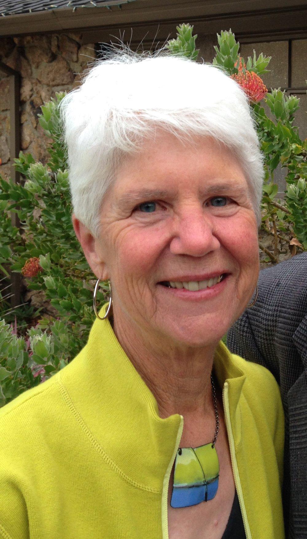 Patricia St. John  , FAPLD  St. John Landscapes , Berkeley, CA APLD Bay Area District Member