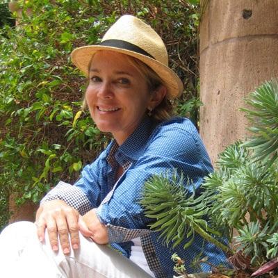 Greater LA District Garden Tour Co-Chair  Arleen Ferrara   arleen@satoridesigns.net