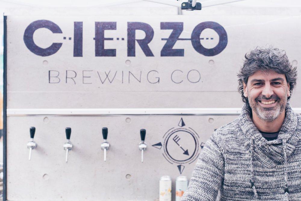Cierzo Brewing - Photo © Øhm Sweet Øhm
