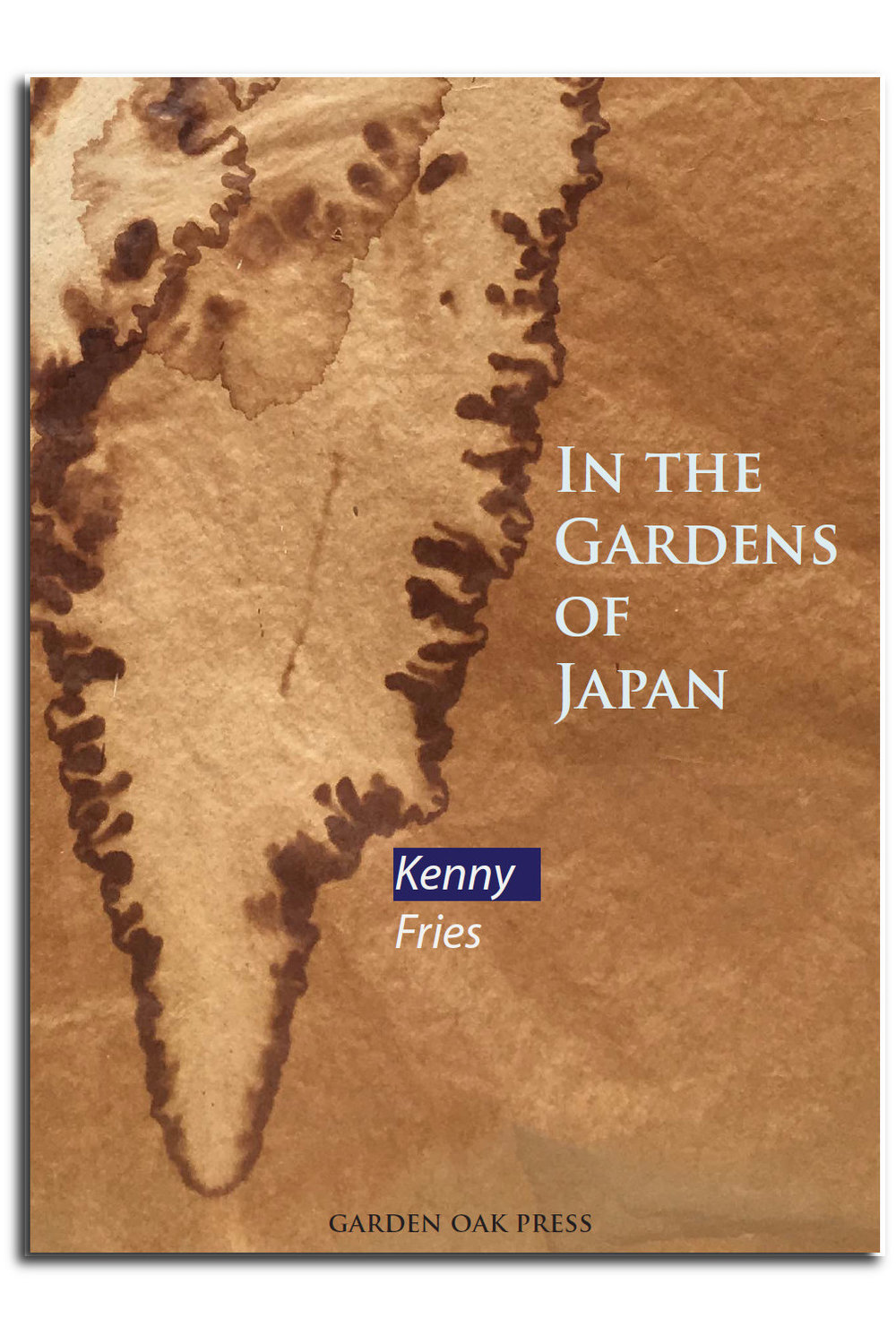 In the Gardens of Japan: A Poem Sequence By Kenny Fries To be published in September by Garden Oak Press.