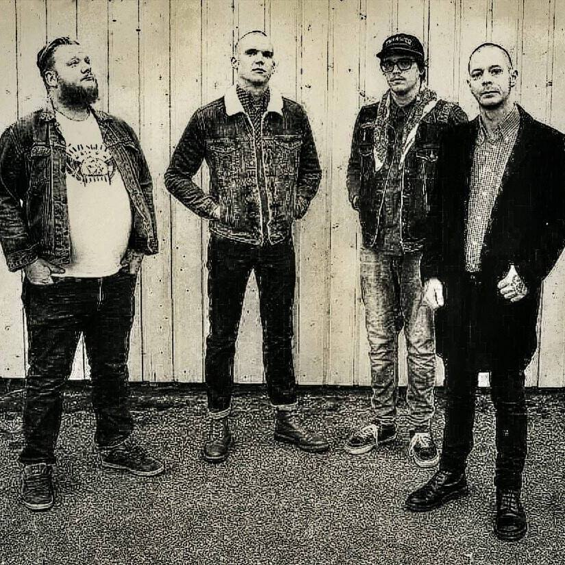 POSSO KONGRO - British-influenced punkrock in Swedish