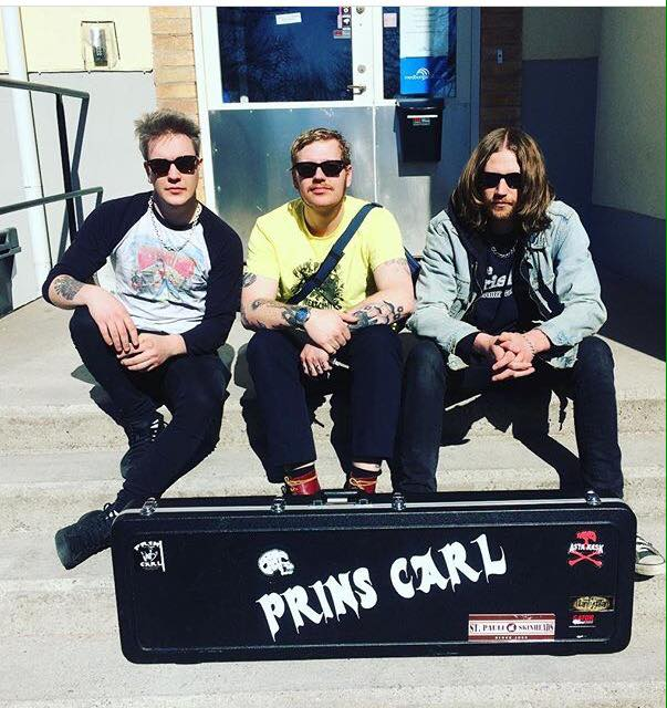 PRINS CARL - Their way or the highway!