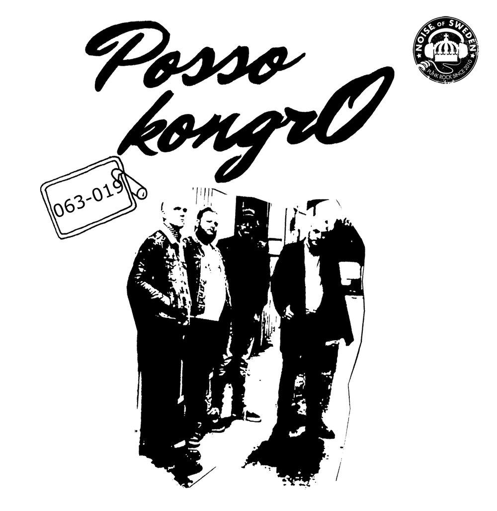 """7"""" - Posso Kongro - 063-019 €8"""